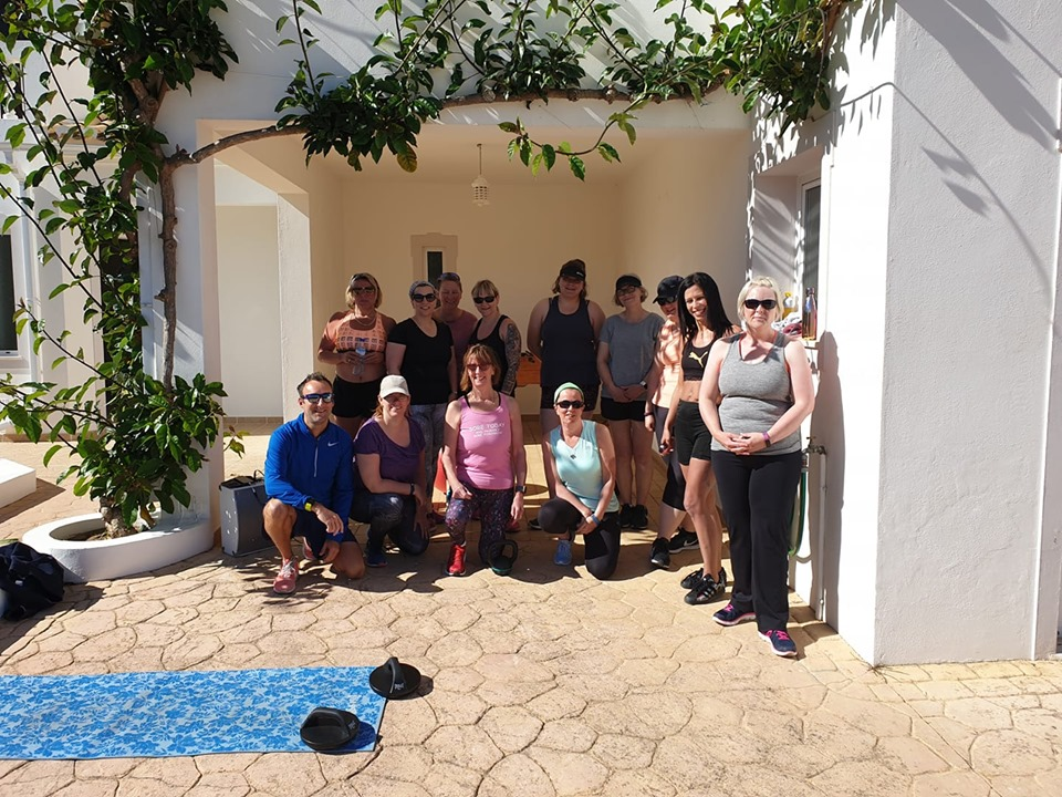 How to keep fit this Christmas Motivate Bootcamp