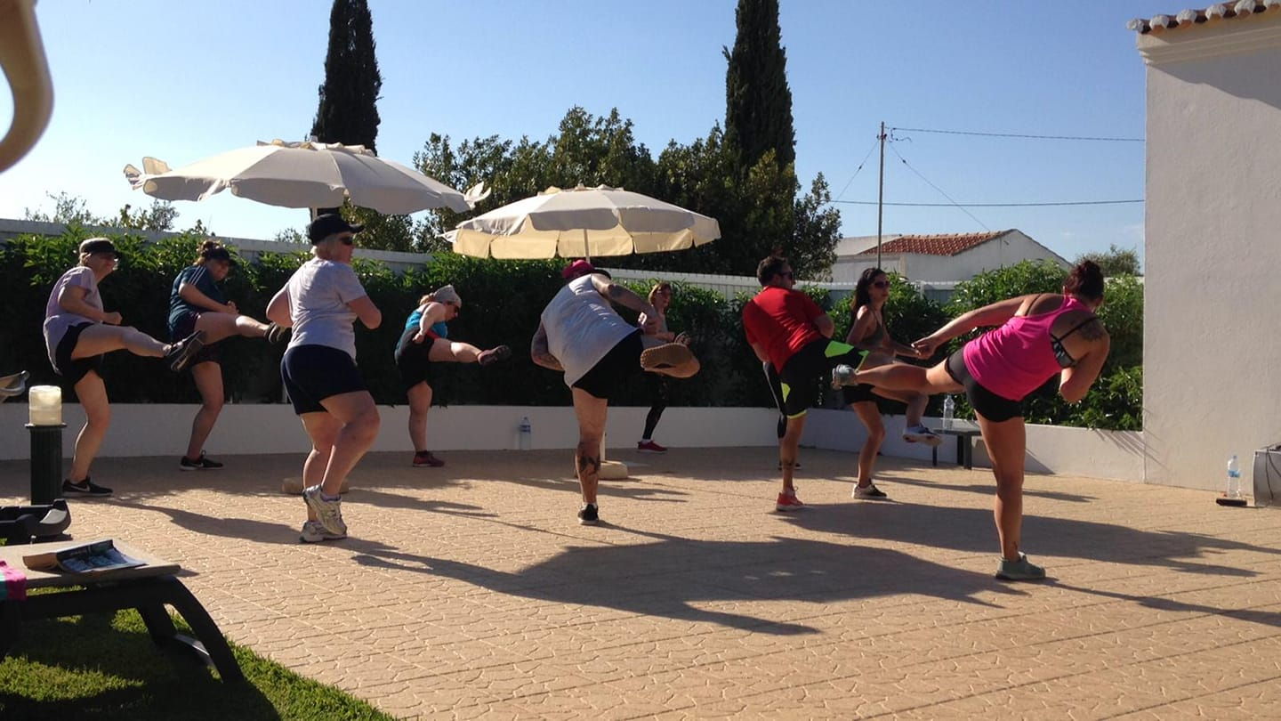 Portugal Bootcamp Exclusively for Fitness Trainers Motivate Bootcamp