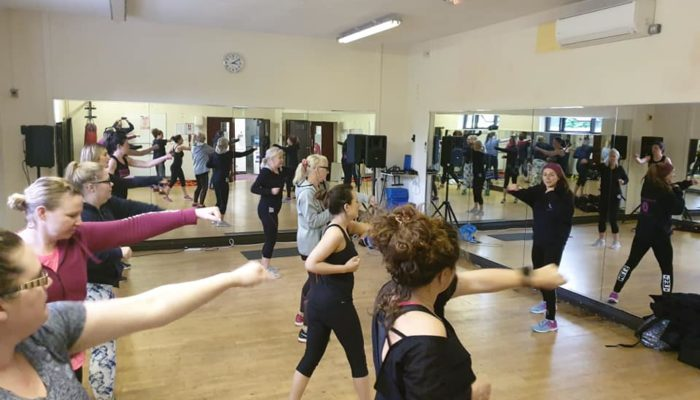 fitness boot camp for women