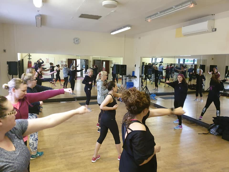 Ladies Bootcamp In Manchester - Female Fitness Events That Get Results Motivate Bootcamp